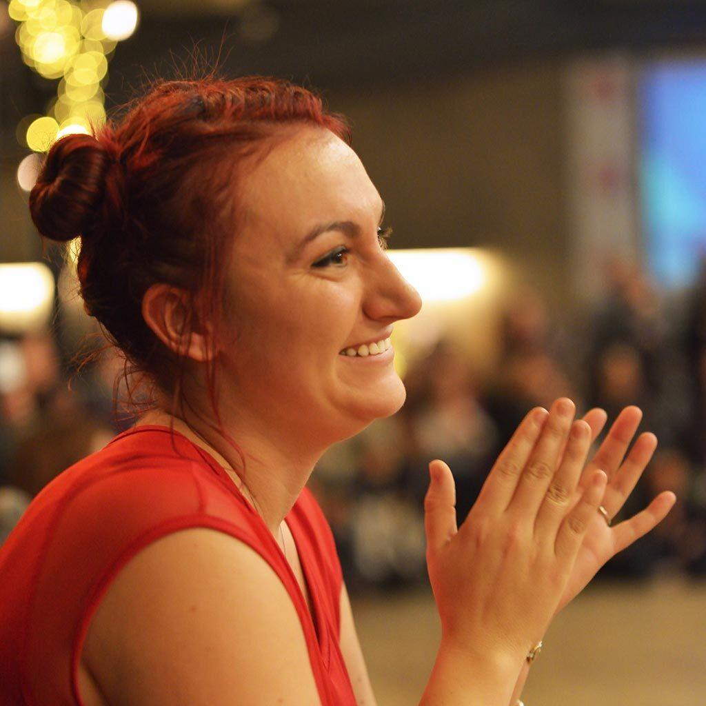 Flavia Del Bono - insegnante della scuola di pattinaggio artistico A.s.d. Arca Polisportiva