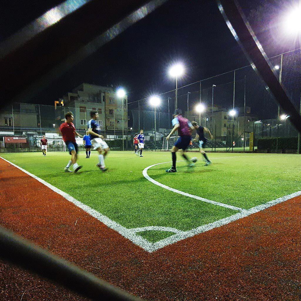 Affitto campi di calcio a 5 a Via Degli Angeli 146 - Roma Tuscolana